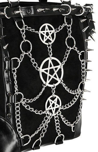 Chained Pentagram | TOTE BAG