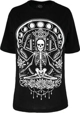 Chill Skeleton | T-SHIRT