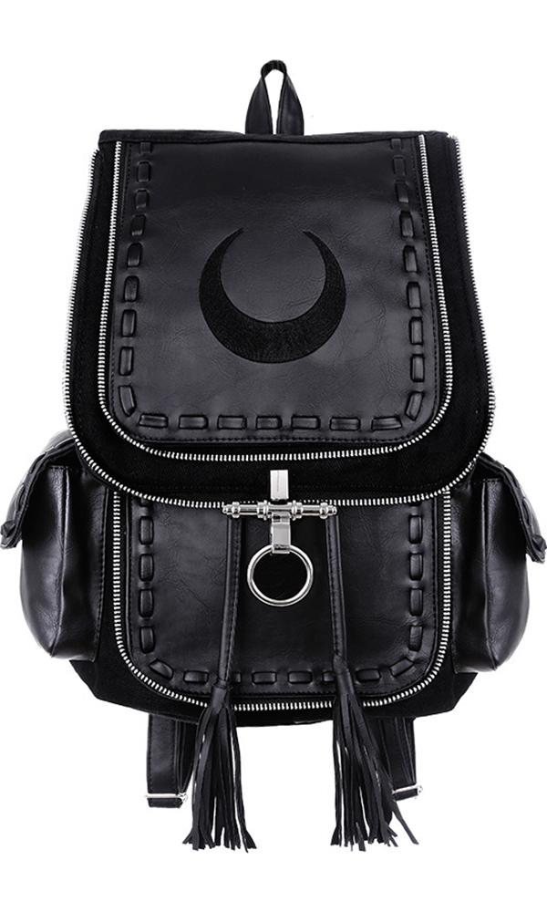 Crescent [Black] | BACKPACK