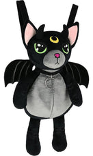 Green Eyed Cat Mascot | BACKPACK