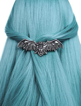 Lace Bat [Silver] | HAIRCLIP SINGLE