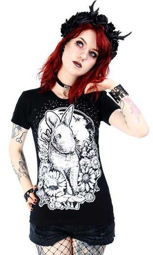 Moon Bunny | T-SHIRT