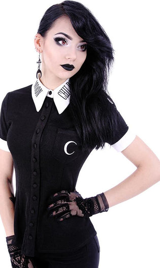 e43b4fb02e7 Goth Office Clothing - Beserk – tagged