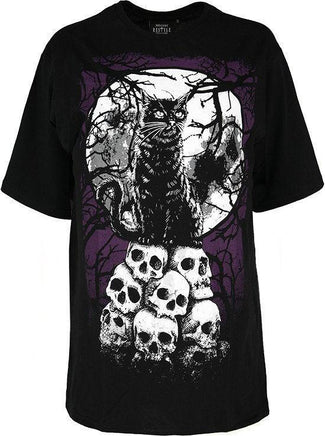 Morbid Cat | T-SHIRT
