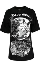 Nevermore | OVERSIZED T-SHIRT