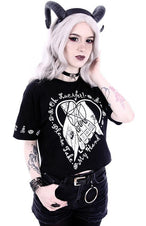 Oh Lucifer Short | T-SHIRT