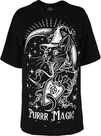 Purrr Magic | T-SHIRT