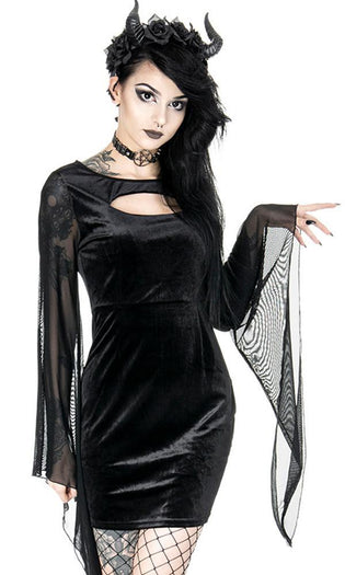 Salem [Black] | DRESS*