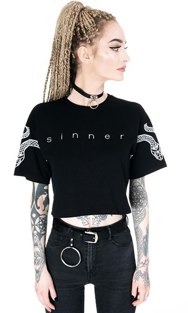 Sinner  | CROP TOP