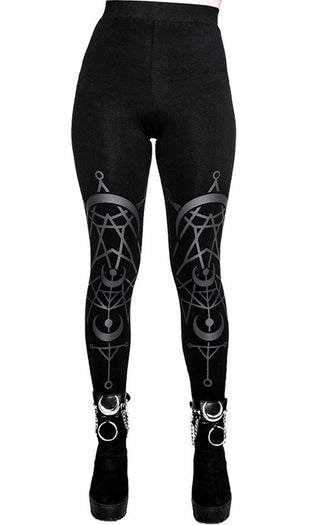 Twin Moon | LEGGINGS