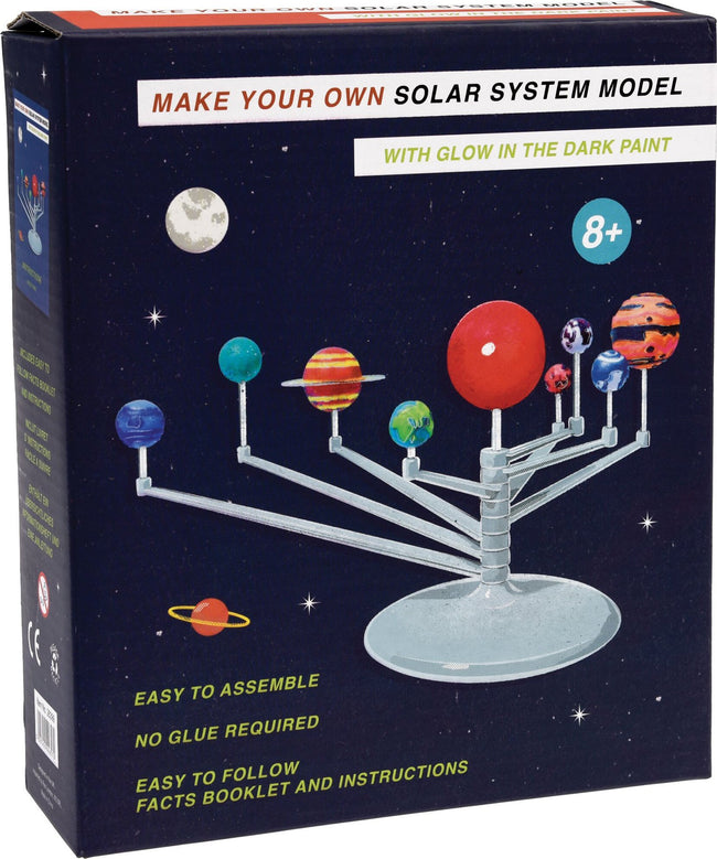 Make Your Own | SOLAR SYSTEM KIT