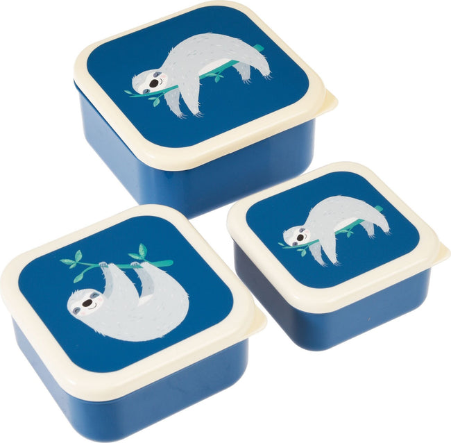 Sloth | SNACK BOXES 3 SET