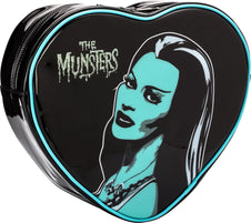 Lily Munster Mini Heart Shaped | BACKPACK