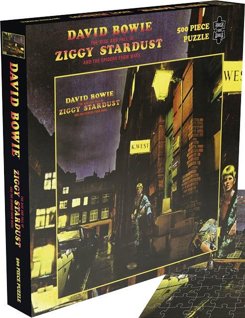 David Bowie | The Rise & Fall Of Ziggy Stardust & The Spiders From Mars [500 Pce] PUZZLE