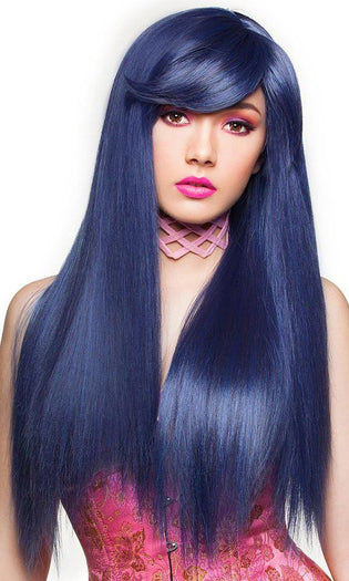 Bella [Blue Black] | WIG