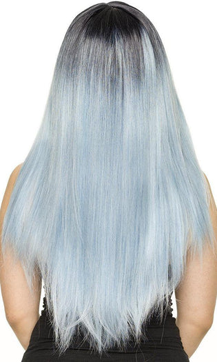 Bella Dark Root [Ice Blue] | WIG*