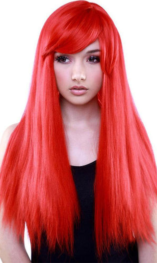 Bella Gem Red | WIG