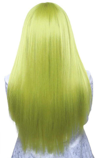 Bella Lime [Green Chartreuse] | WIG