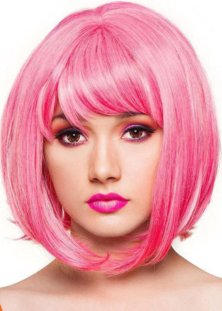 Candy Girl Bob Hot [Pink Blend] | WIG*