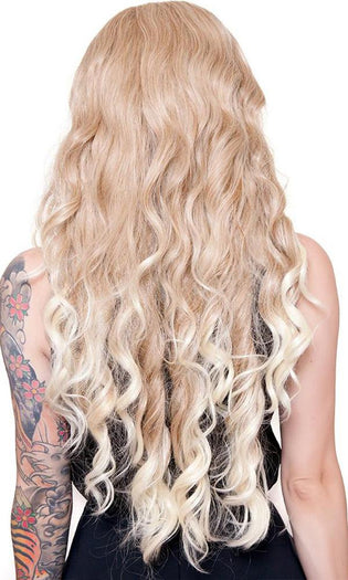 Classic Wavy [Blonde Fade] | WIG^