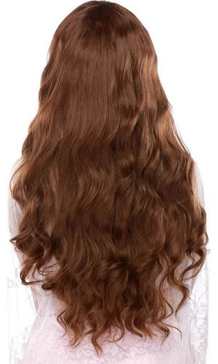 Classic Wavy Lolita [Dark Brown Mix] | WIG