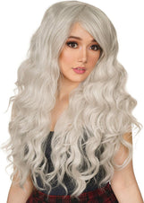 Silver Light Grey Wigs