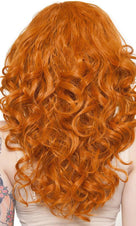 Cosplay [Dark Pumpkin Orange] | WIG 22 INCH