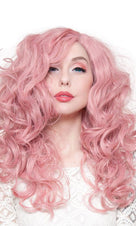 Lace Front Cosplay [Milkshake Pink Mix] | WIG 22 INCH