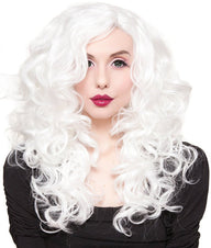 Cosplay White Wigs