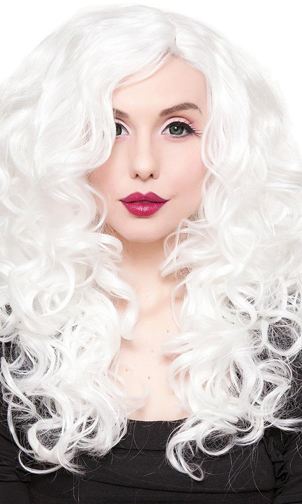 Cosplay [White] | WIG