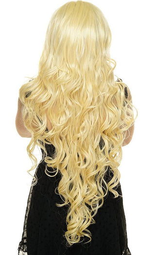 Curly Light Blonde | WIG