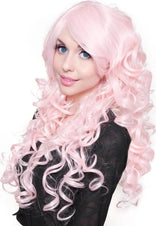 Curly Powder Pink | WIG
