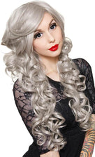 Curly Silver | WIG