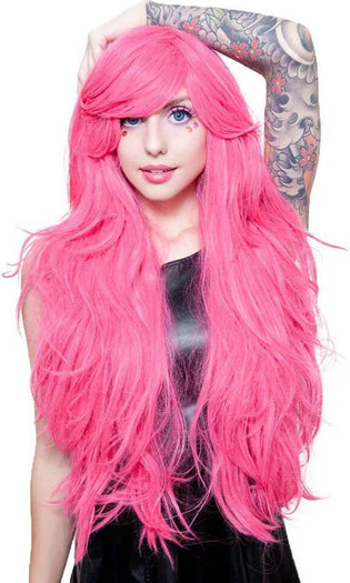 Hologram Atomic [Hot Pink] | WIG*