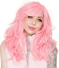 Hologram Bubble Gum Pink | WIG^