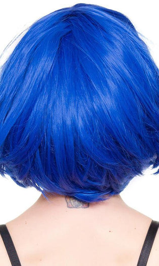 Hologram Royal Blue Mix | WIG [12 INCH]