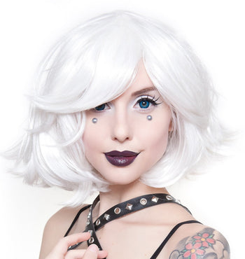 Hologram [White] | WIGS [12 INCH]