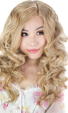 Lace Front Cosplay Blonde Mix | WIG