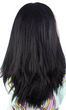 Lace Front Long Straight [Black] | WIG [24 INCH]