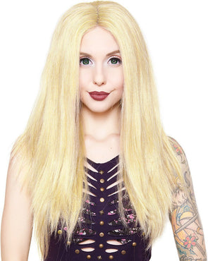 Lace Front Long Straight [Light Blonde Mix] | WIGS [24 INCH]