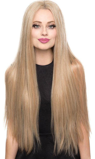 Lace Front Yaki Straight [Blonde Mix] | WIG