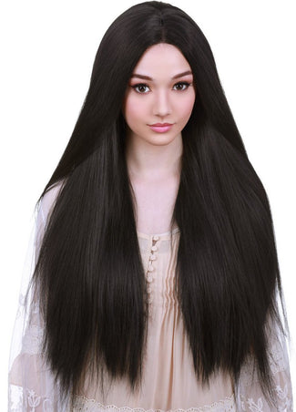 Lace Front Yaki Straight | WIG [32 INCH]
