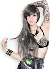 Ombre Alexa Collection Dark Grey | WIG