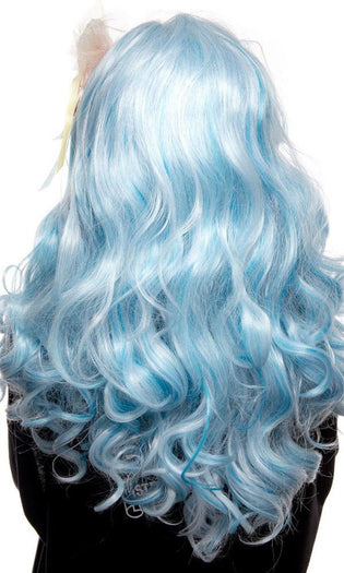 Peek A Boo Powder [Blue & Aqua] | WIG