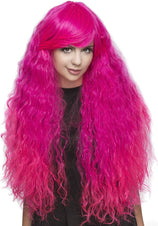 Prima Hot Pink Intensity Wigs