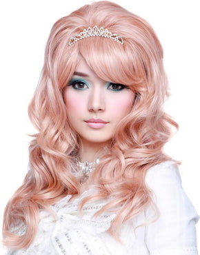 Princess Collection Peach | WIGS