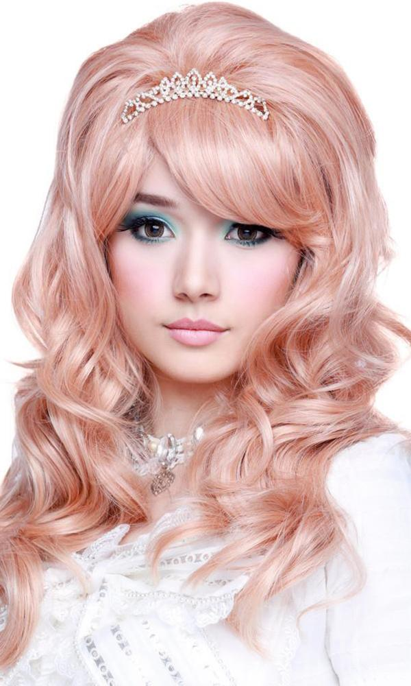 Princess Collection Peach | WIG