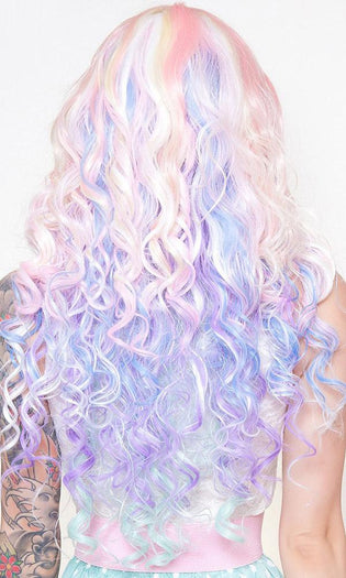 Rainbow Rock Hair Prism 2 [Pastel] | WIG