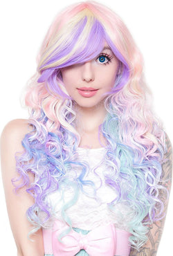 Rainbow Rock Hair Prism 2 | WIGS
