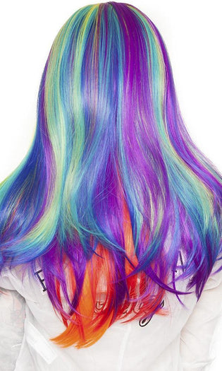Rainbow Rock Hair Prism 3 | WIG*